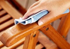 Секреты первоклассного ухода за деревянной мебелью