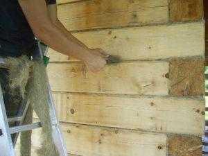 Чем утеплить деревянный дом снаружи