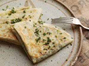 Секретный рецепт блинов с начинкой из шпината и сыра рикотта