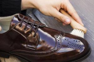 Смягчитель для лакированной обуви