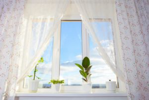 Свежий воздух в комнате