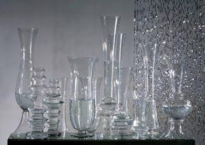 Очистка стекла неудобной формы