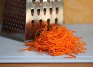 Морковный салат по-турецки