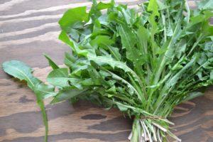 Питательный компонент для весеннего салата