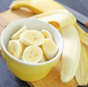 Бананово-рисовый пудинг