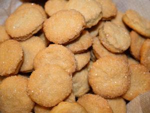 Сахарное печенье из нижней Саксонии
