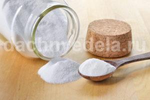 Рецепты средств с поваренной солью
