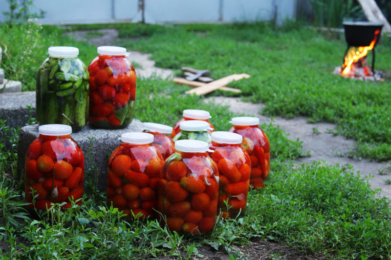Маринованные помидоры «Улётные»