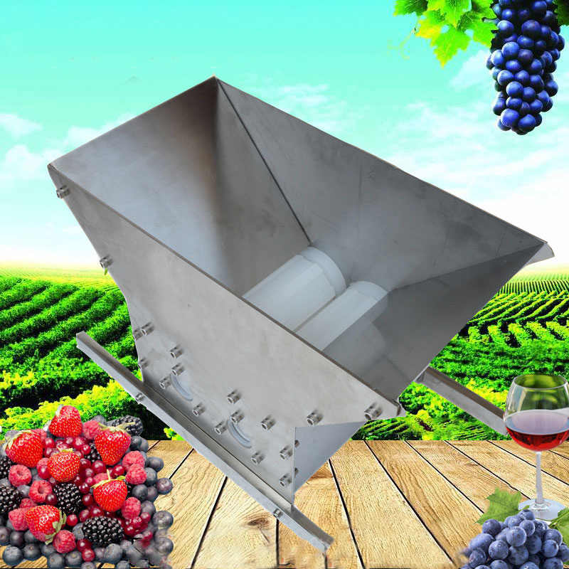 Виноградная дробилка: принцип действия и инструкция по ее изготовлению своими руками