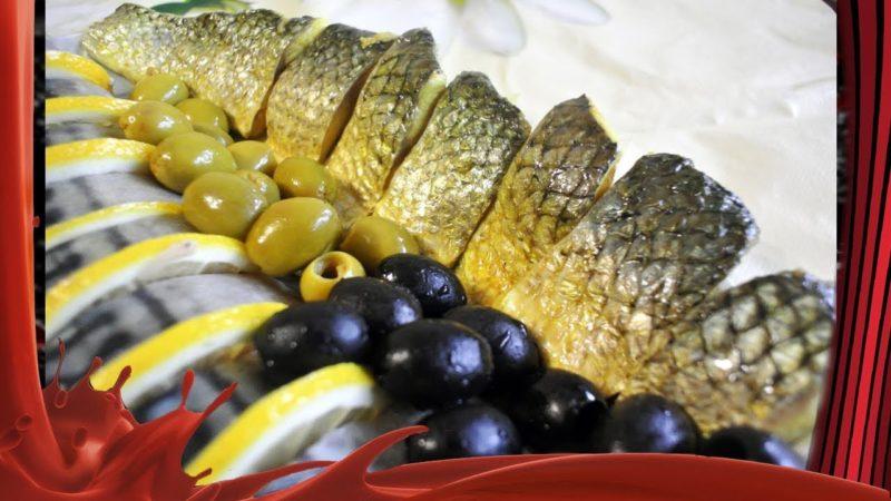 Маринованный пеленгас