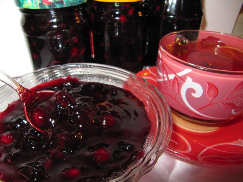 Что можно приготовить на зиму из терна — очень многогранная ягода с широкими кулинарными возможностями