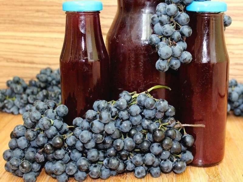 Летние витамины зимой: консервирование виноградного сока