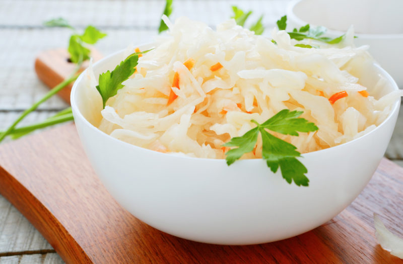 Квашеная капуста — пять рецептов, проверенных временем