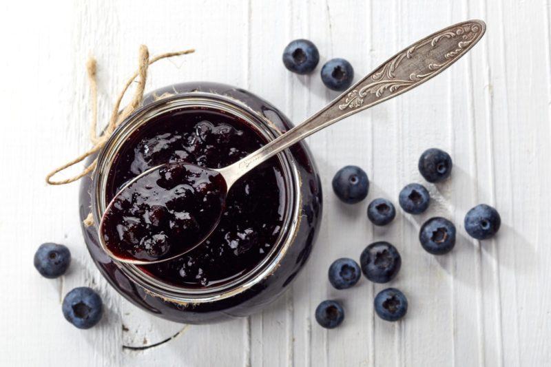Лесная голубика — лучшие рецепты заготовок на зиму