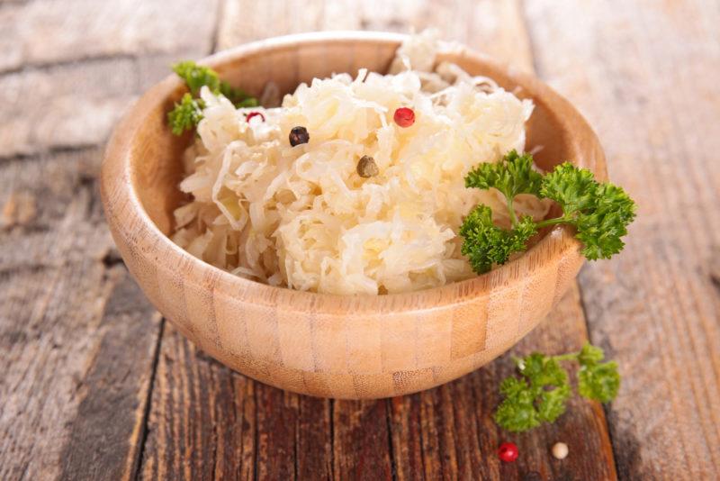 Маринованная капуста, приготовленная по оригинальным рецептам