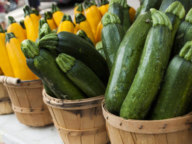 Огородные хитрости для быстрого получения богатого урожая кабачков