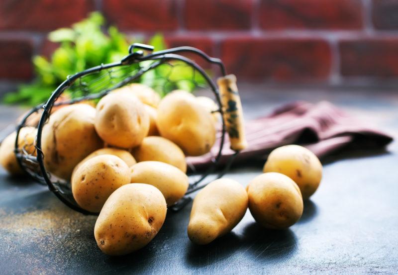 La Bonnotte — «золотой» картофель из Франции