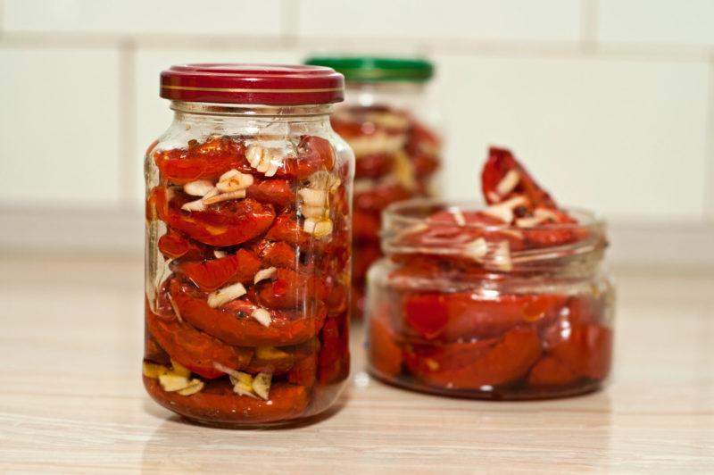 Вялим томаты. Три самых простых и доступных способа