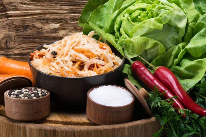 Вкусные и простые рецепты заготовки капусты на зиму
